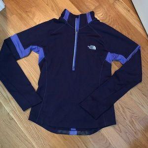 North Face Flash Dry Running Half Zip Pullover